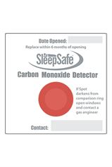 Carbon Monoxide Detector Patch