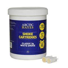 Classic 3g White Smoke Cartridges