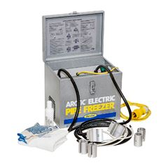 Electric COMMERCIAL Freeze Kit