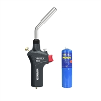 Brazing soldering torch gas cylinder